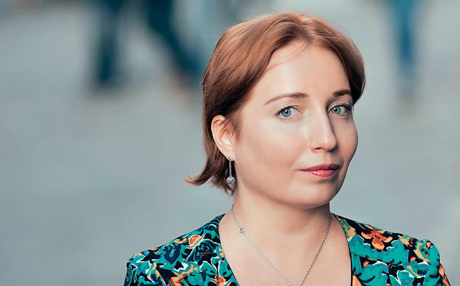 Катерина Калитко: «Зімною примус непрацює— янеламаюся»