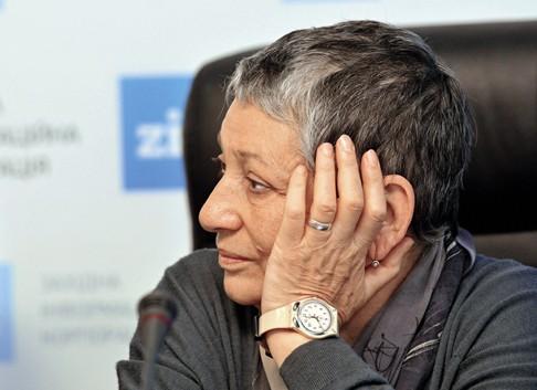 Людмила Улицкая: «Янелюблю никакую власть…»