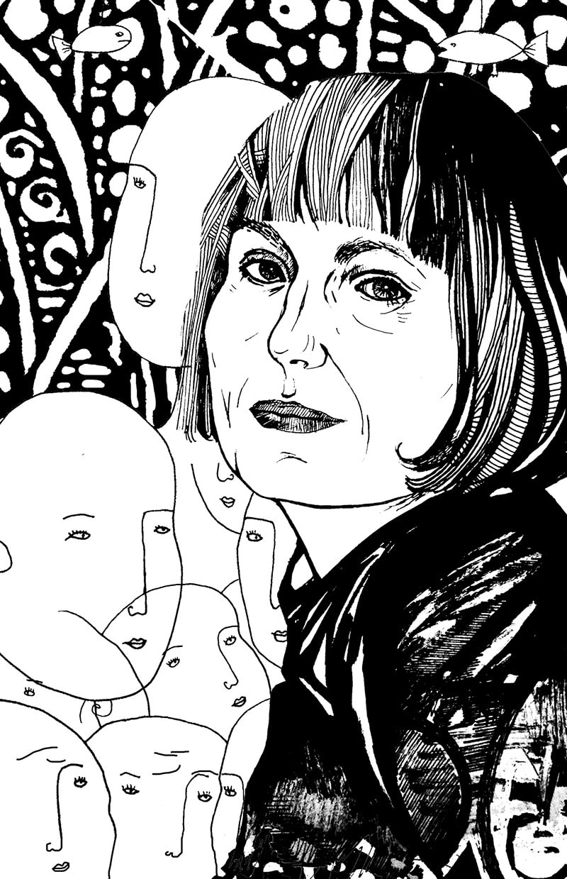 Ільма Ракуза: «Яспеціаліст ізсамотності»